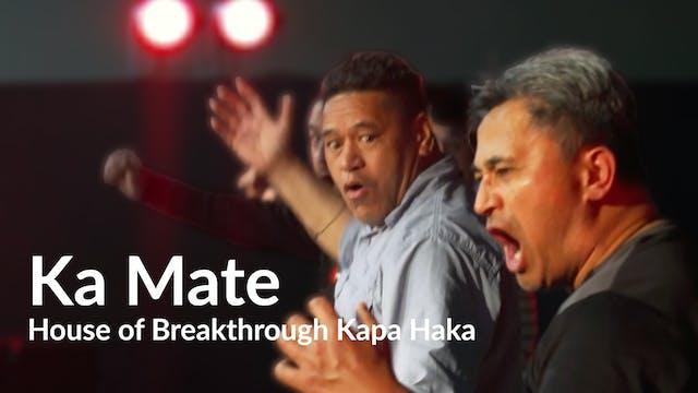 Haka: Ka Mate