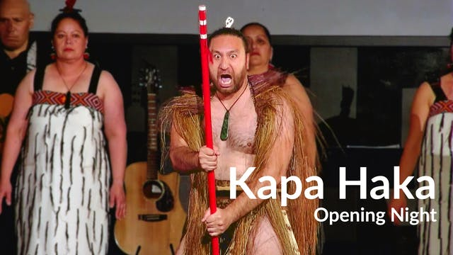 Kapa Haka - Opening Night