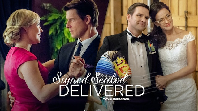 Signed, Sealed, Delivered: The Movie Collection
