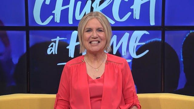 7. Church At Home - Luke & Cathy