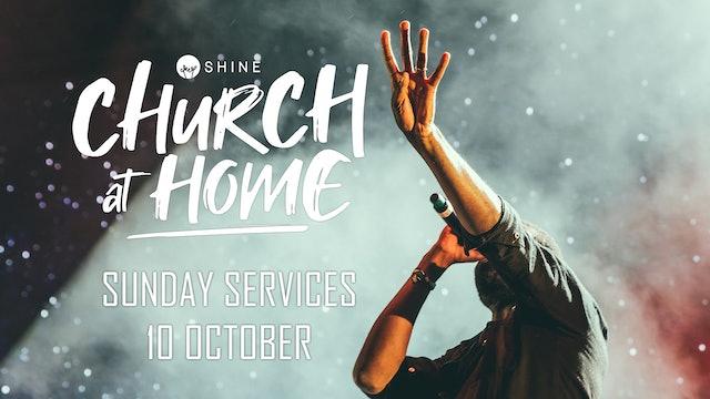 Church at Home - 10 October 2021