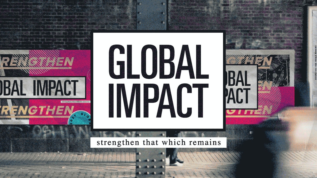 Global Impact Conference 2021