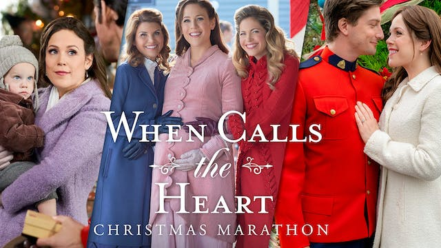 When Calls The Heart Mid Winter Christmas Specials