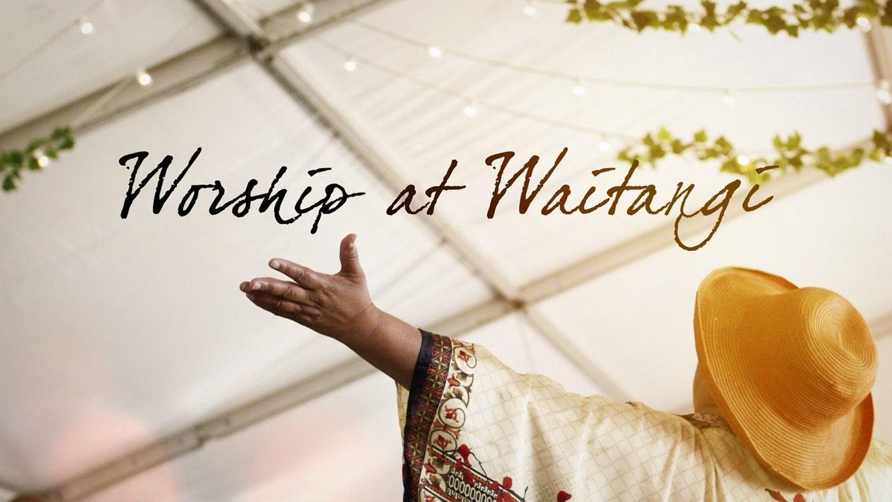 Worship at Waitangi