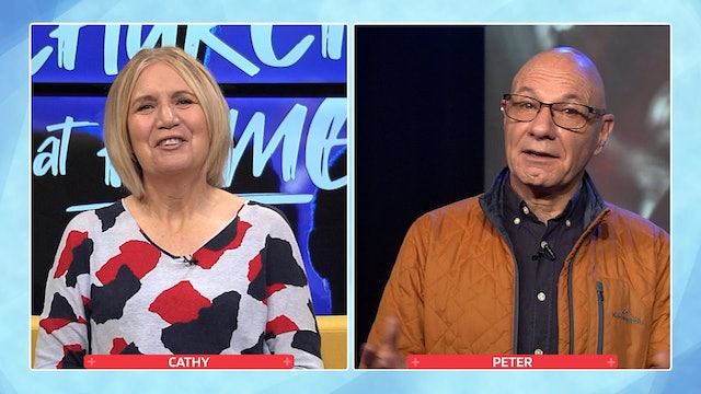 1. Church At Home - Cathy & Peter - 3 October 2021
