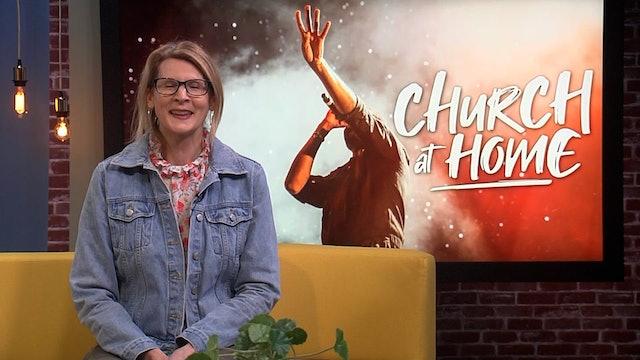 1. CHURCH AT HOME - 26 September 2021