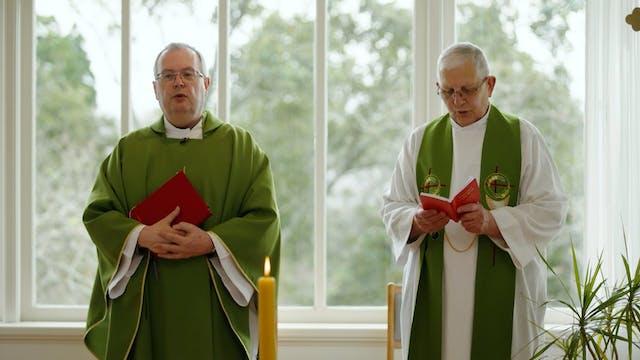 Sunday Mass - 29 August 2021