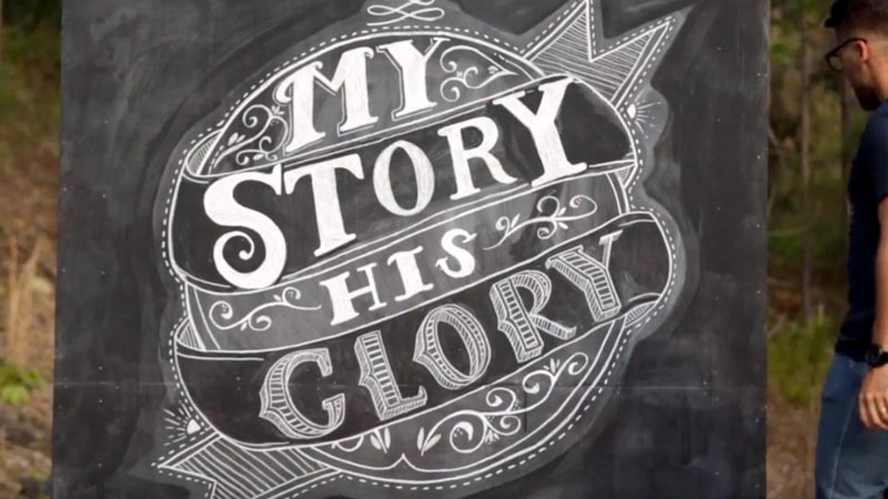 My Story, His Glory