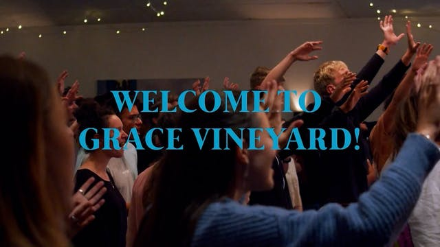 Grace At Your Place - 29 August 2021
