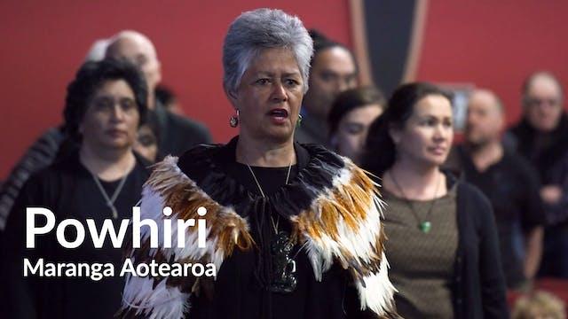 Powhiri: Maranga Aotearoa