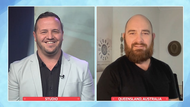 Father's Day interview with Tim Sisarich - Church At Home - 5 September 2021
