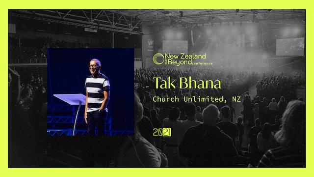SESSION ONE - Tak Bhana