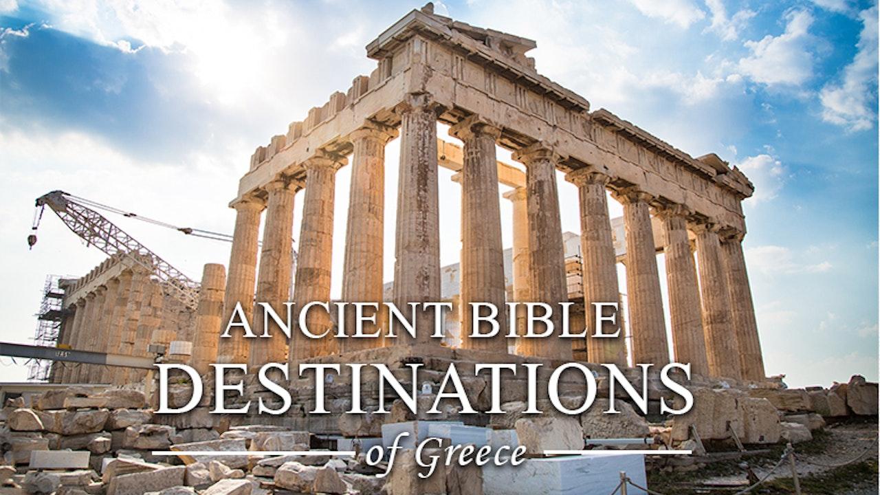 Ancient Bible Destinations