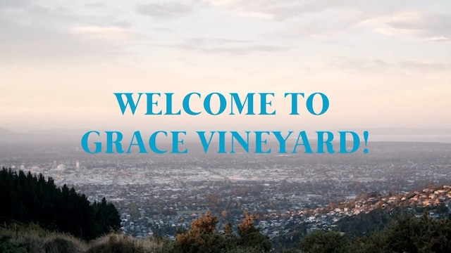 Grace At Your Place - 3 October 2021