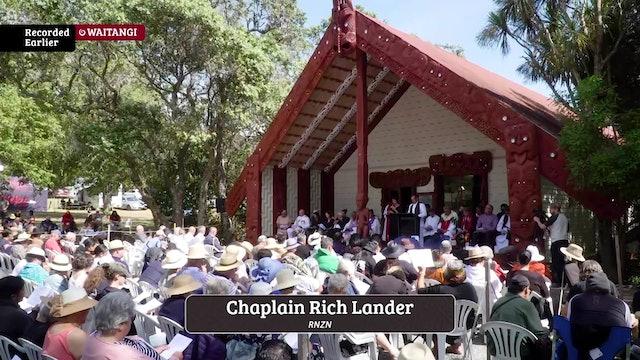 7pm Waitangi Day Broadcast