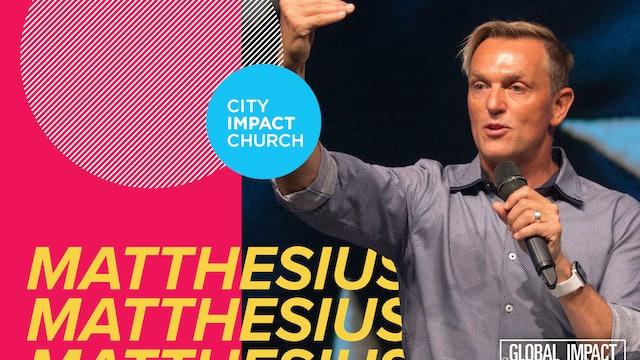 Global Impact - Opening Night - Ps. Jurgen Matthesius