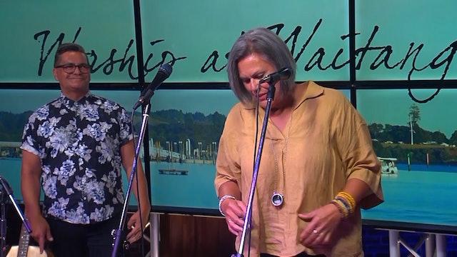 Whakaaria Mai - Cindy Ruakere