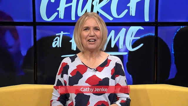 7. Church At Home - Cathy & Peter - 3 October 2021
