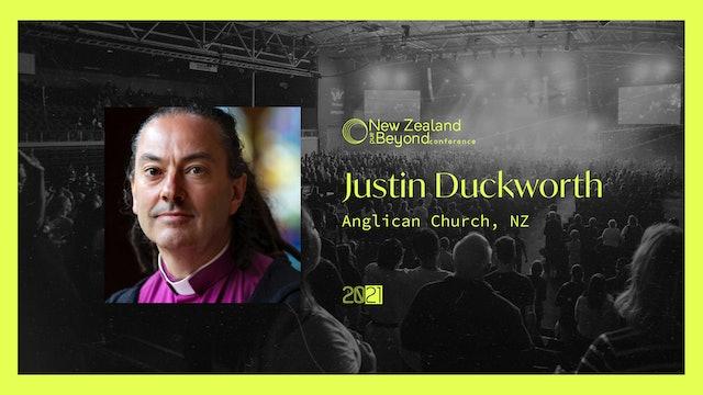 SESSION THREE - Justin Duckworth