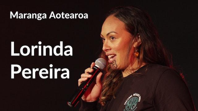 3. Lorinda Pereira