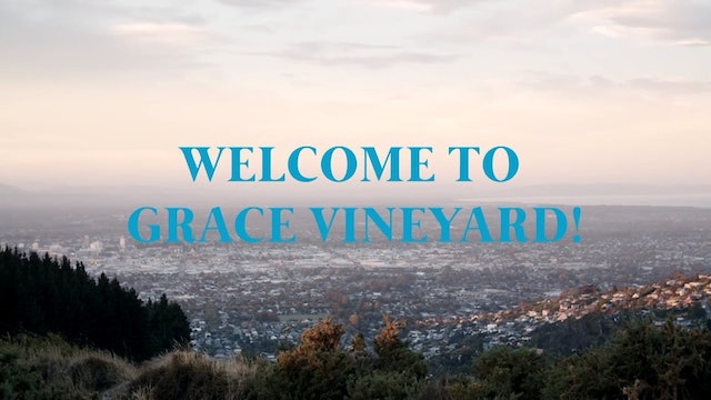 Grace At Your Place - 5 September 2021