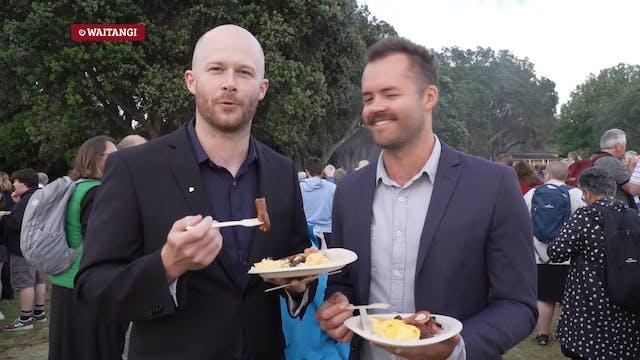 Prime Minister's BBQ