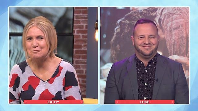 Cathy & Luke - Church at Home 22 Augu...