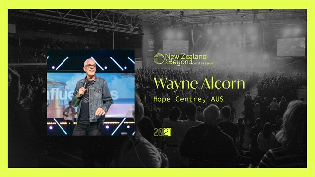 SESSION TWO - Wayne Alcorn
