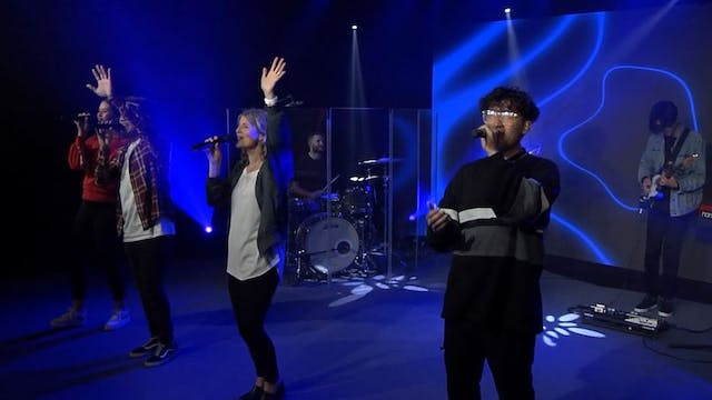 THE BIG SHOUT with Equippers Worship