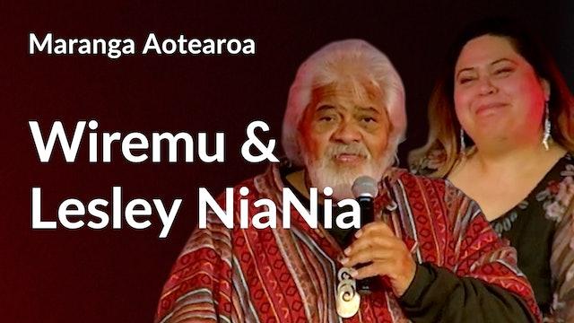 5. Wiremu & Lesley NiaNia