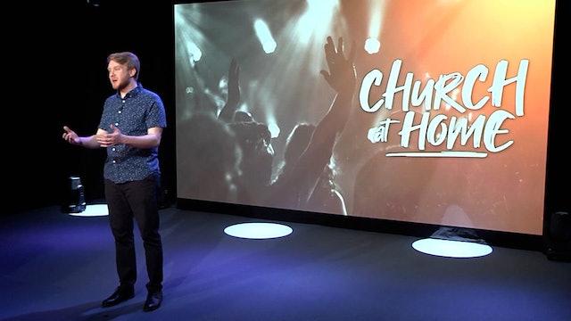2. CHURCH AT HOME - 26 September 2021