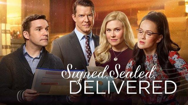 Signed Sealed Delivered -  The TV Series