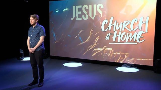 10. CHURCH AT HOME - 26 September 2021