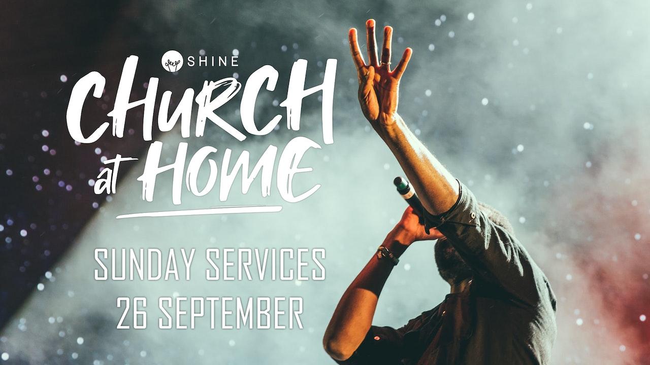 Church at Home - 26 September 2021
