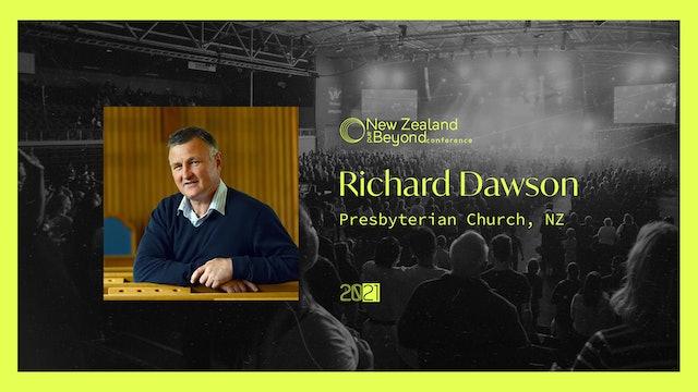 SESSION FIVE - Richard Dawson