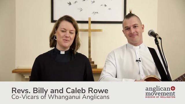 Anglican Movement - 29 August 2021
