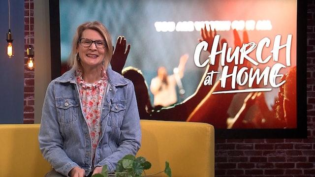 9. CHURCH AT HOME - 26 September 2021