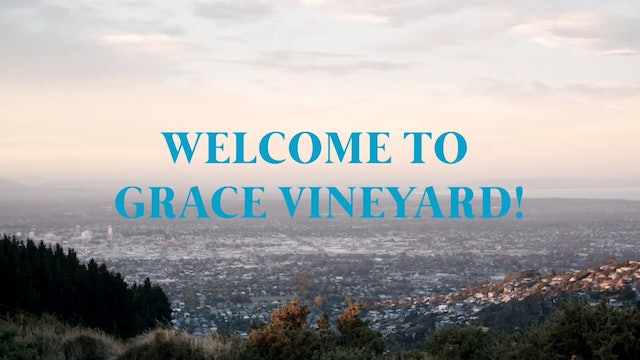 Grace At Your Place - 19 September 2021