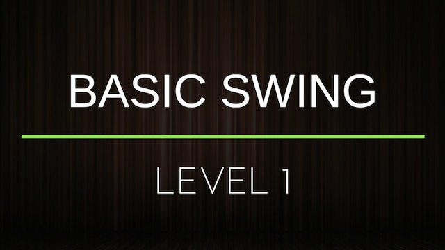 Basic Swing - Level 1
