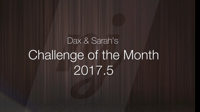 Challenge of that Month - 2017.5