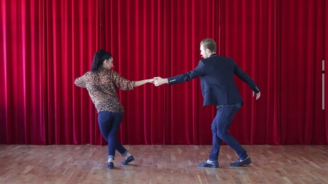 Blending Charleston & Lindy Hop - 8 Lindy to Charleston - Tips - Followers