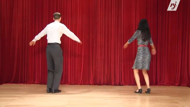 SBM - Rotation & Turns - Ex 3.2 Dance...