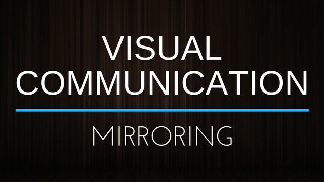 Visual Communication - Mirroring