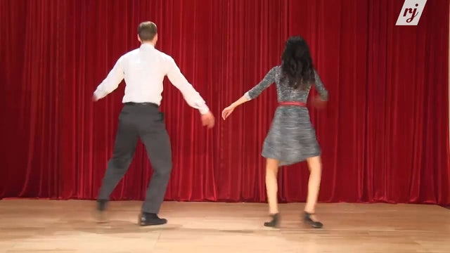 SBM - Circular - Ex 3.2 Dance Along - Lower Body Twist and Footwork