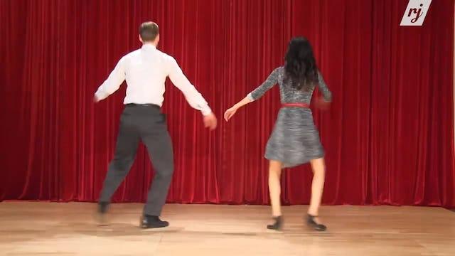 SBM - Circular - Ex 3.2 Dance Along - Lower Body Twist and Footwork