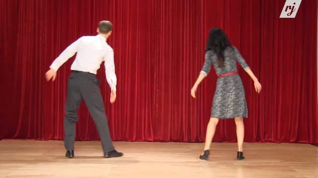 SBM - Undulations - Ex 2.2 Dance Along - Lower Body Undulations