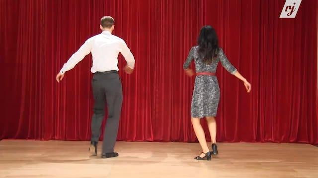 SBM - Circular - Ex 4.2 Dance Along - Mixing Footsteps into Lower Body Twist