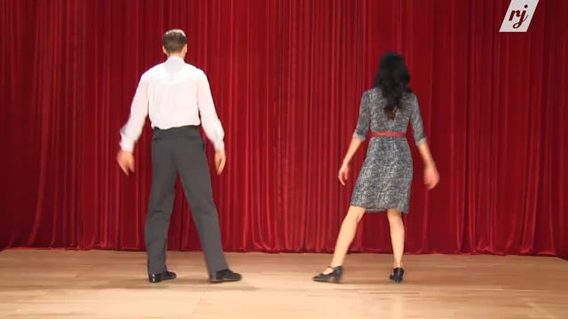 SBM - Groove - Ex 2.2 Dance Along - Swivel & Pivot