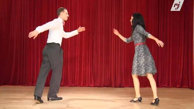 SBM - Circular - Ex 2.2 Dance ALong - Mixing Footwork into Circular Stretches