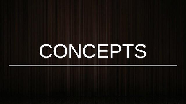 Conceptual Lessons